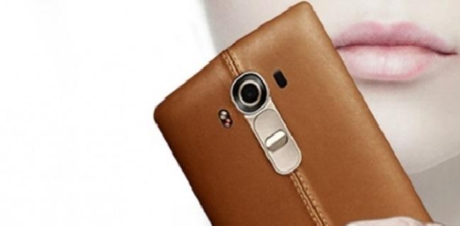LG G4'ün Türkiye Fiyatı Belli Oldu!