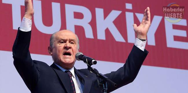 Devlet Bahçeli: AKP 2023 Vizyonumuzu Çaldı!