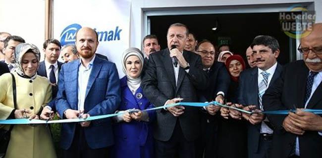 Emine Erdoğan Kız Yurdu'nun Açılışı Gerçekleştirildi