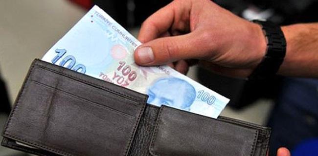Vergi Dilimi Yükseltildi, Memur ve Asgari Ücretlinin Maaşı Azalacak