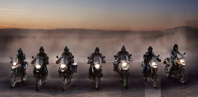 Motosiklet Sürücülerine Özel Hava Yastığı