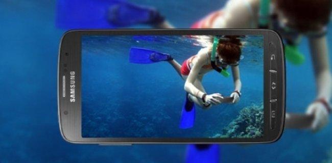 Samsung Galaxy S6 Active'e Ait Görsel Sızdırıldı