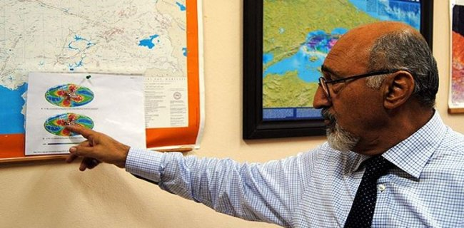 Türkiye İçin Deprem Uyarısı