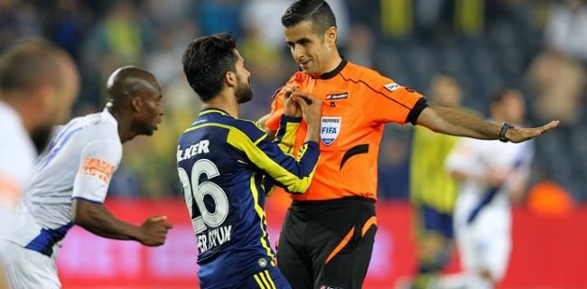 Fenerbahçe'nin Penaltı Erciyes'in Gol İsyanı