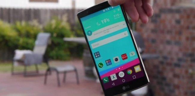 LG G4'e Drop Test Yapıldı: Sonuç Hiç İç Açıcı Değil