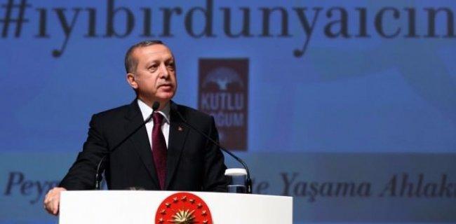Cumhurbaşkanı Erdoğan'a Vatana İhanetten Suç Duyurusu