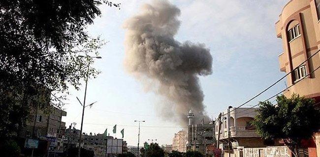 Gazze'de Korkunç Patlama: 50 yaralı