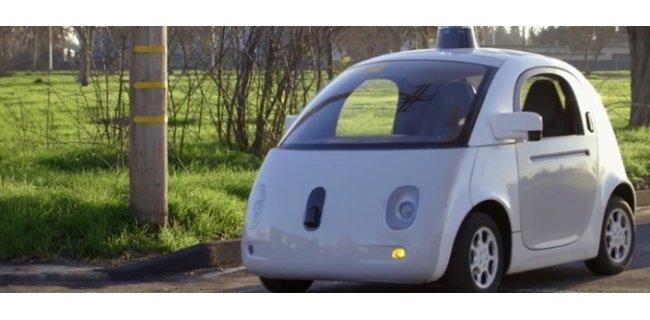 Google'dan Yeni Model Sürücüsüz Araçlar Geliyor
