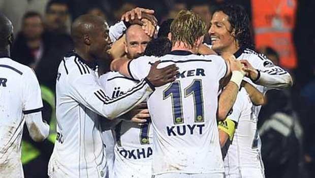 Balıkesirspor 0 - 1 Fenerbahçe (Geniş Maç Özeti)