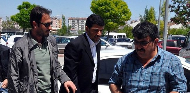"""Konya'da """"Fetullahçı Terör Örgütü"""" Üyeliğinden Tutuklama!"""