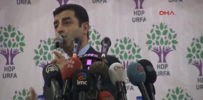 Demirtaş'ın Şanlıurfa (16.05.2015) Mitingi Konuşması