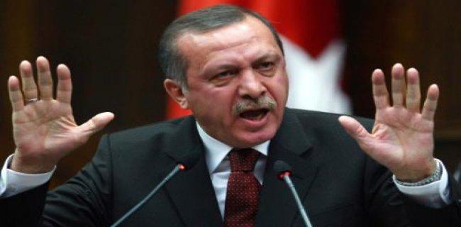 Erdoğan Aydın Doğan'a Ateş Püskürdü