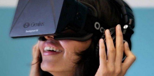 Oculus Rift'ten +18 Filmlere Onay Geldi