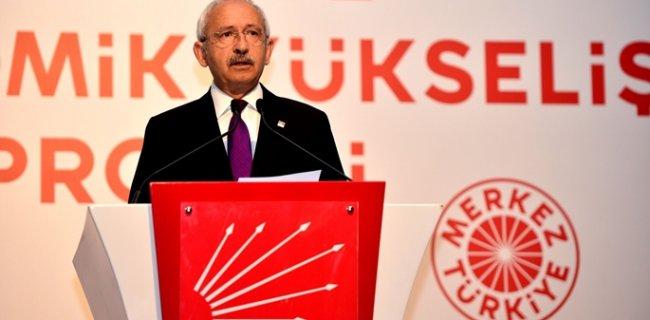 CHP, 'Merkez Türkiye' Projesini Tanıttı
