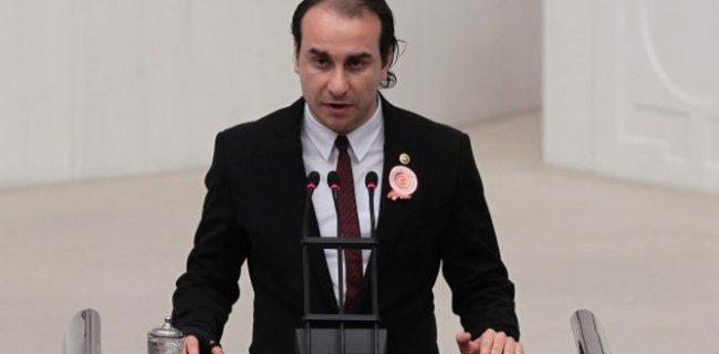 Ahmet Kutalmış Türkeş AKP'den İstifa Etti