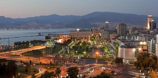 İzmir'de Otellerde Yer Kalmadı!