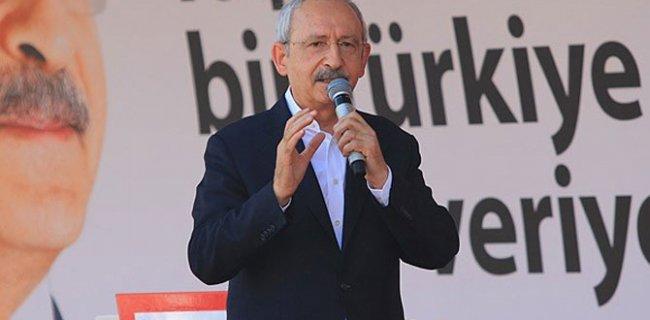 Kılıçdaroğlu'ndan Papa Sorusu