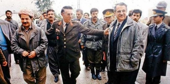Celal Talabani'ye TRT Kurdi'de Belgesel