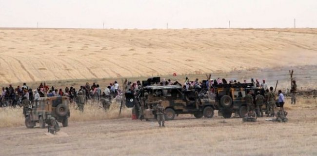 Türkiye'den Sınırda Süpriz Hamle
