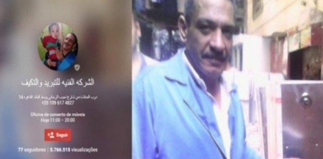 Google'da 'Google'ı Aratınca İlk Sırada Çıkan Mısırlı Tamirci