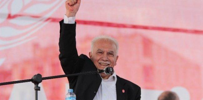 Perinçek: PKK'yı 6 Ayda Bitireceğiz, Kandil'e Bayrak Çekeceğiz