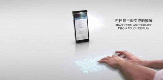 Lenovo Yeni Projektör Telefonunu Duyurdu