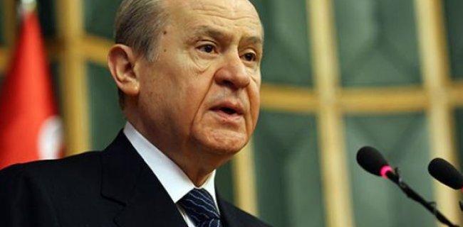 Devlet Bahçeli: Erdoğan Miadını Doldurmuştur, İstifayı Düşünmelidir