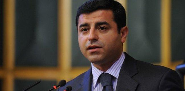 Demirtaş Bakırköy Mitinginde HDP'lilere Teşekkür Etti