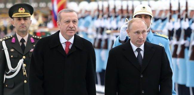 Putin'den Erdoğan'a Seçim Sonrası Tebrik Telefonu