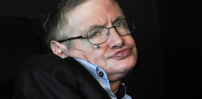 Hawking Destekli İntiharı Düşünüyor