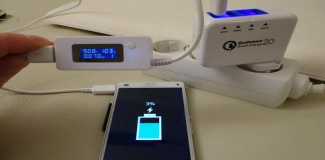 Akıllı Telefonlar Artık Daha Hızlı Şarj Olacak