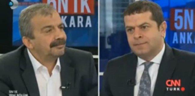 "HDP'li Sırrı Süreyya Önder: ""Saray düştü"""