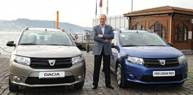 Otomatik Vitesli Dacia'lar Geliyor