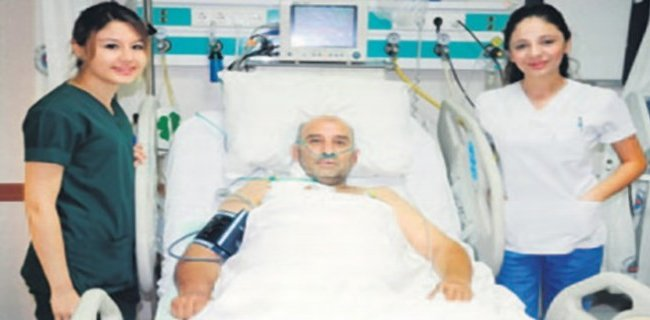 Tam 250 Kez Kalp Krizi Geçirdi!..