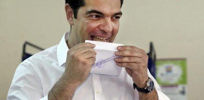 Yunanistan'da Oy Verme İşlemi Sona Erdi