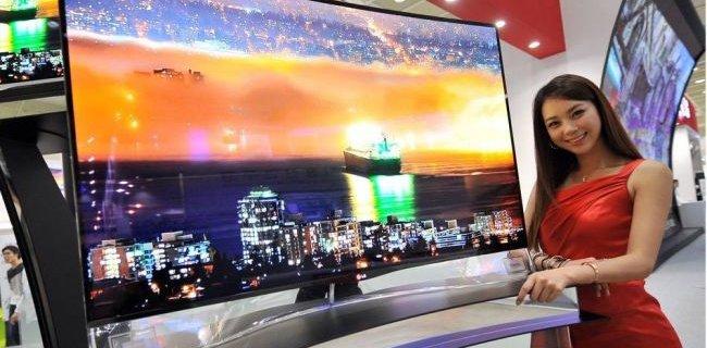 LG En Kaliteli Ekranlarını Dünya'ya Tanıtıyor !