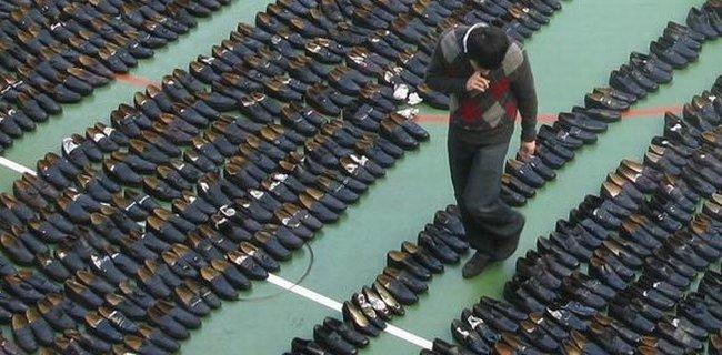 Ayakkabı Hırsızlığının Sonu!..