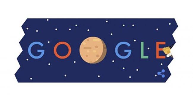 Plüton Google Doodle Oldu! Peki Plüton Neden Doodle Yapıldı?