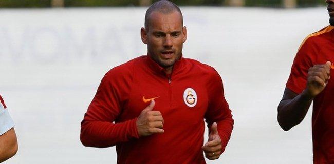 Galatasaray'da Wesley Sneijder Krizi!..