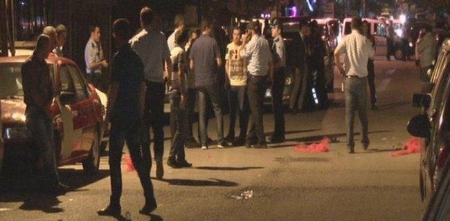 Ankara'daki Düğünde Polise Darp!