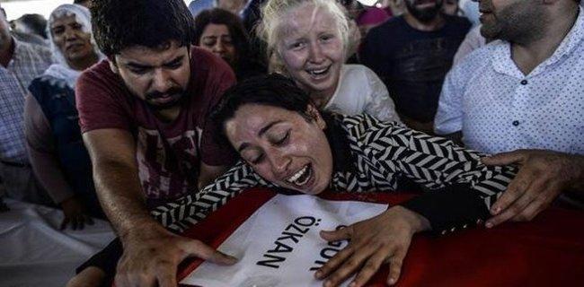 Suruç Kurbanlarına Son Veda!...