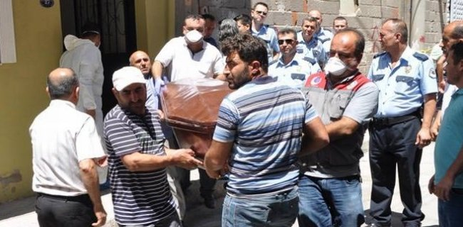 İzmir'deki Vahşi Cinayetin Sırrı Çözüldü!...