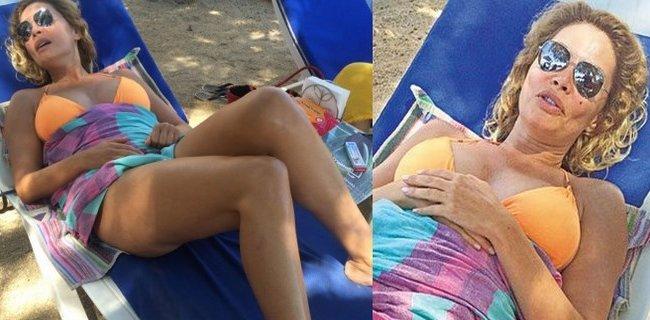 Seray Sever'in 'Bikinili Fotoğraf Fobisi' Yok