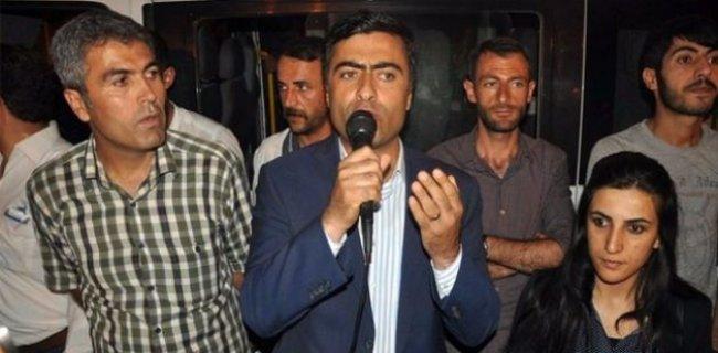HDP'li Abdullah Zeydan Hakkında Fezleke