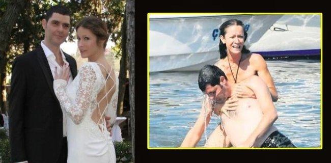 Ünlü Modelin 'Kocamı kurtarın' Çığlığı!...