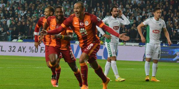 Galatasaray 5-0 Torku Konyaspor (Geniş Maç Özeti)
