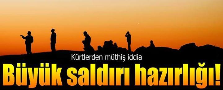 Kobani Son Durum! YPG'den Büyük Saldırı Hazırlığı!