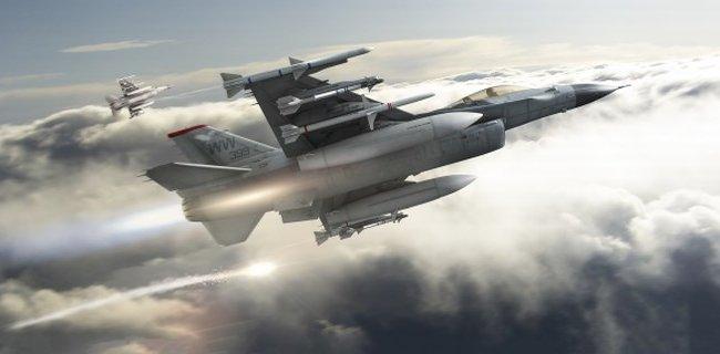 Jetler Kandil'e Bomba Yağdırdı!...