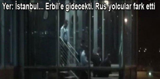 Atatürk Havalimanı'nda Şok Eden İntihar!..