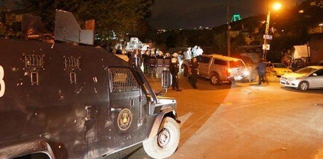 İstanbul'da Gece Yarısı IŞİD Operasyonu